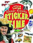 Sticker Time: Giant Sticker Book by Miles Kelly Publishing Ltd (Paperback, 2010)
