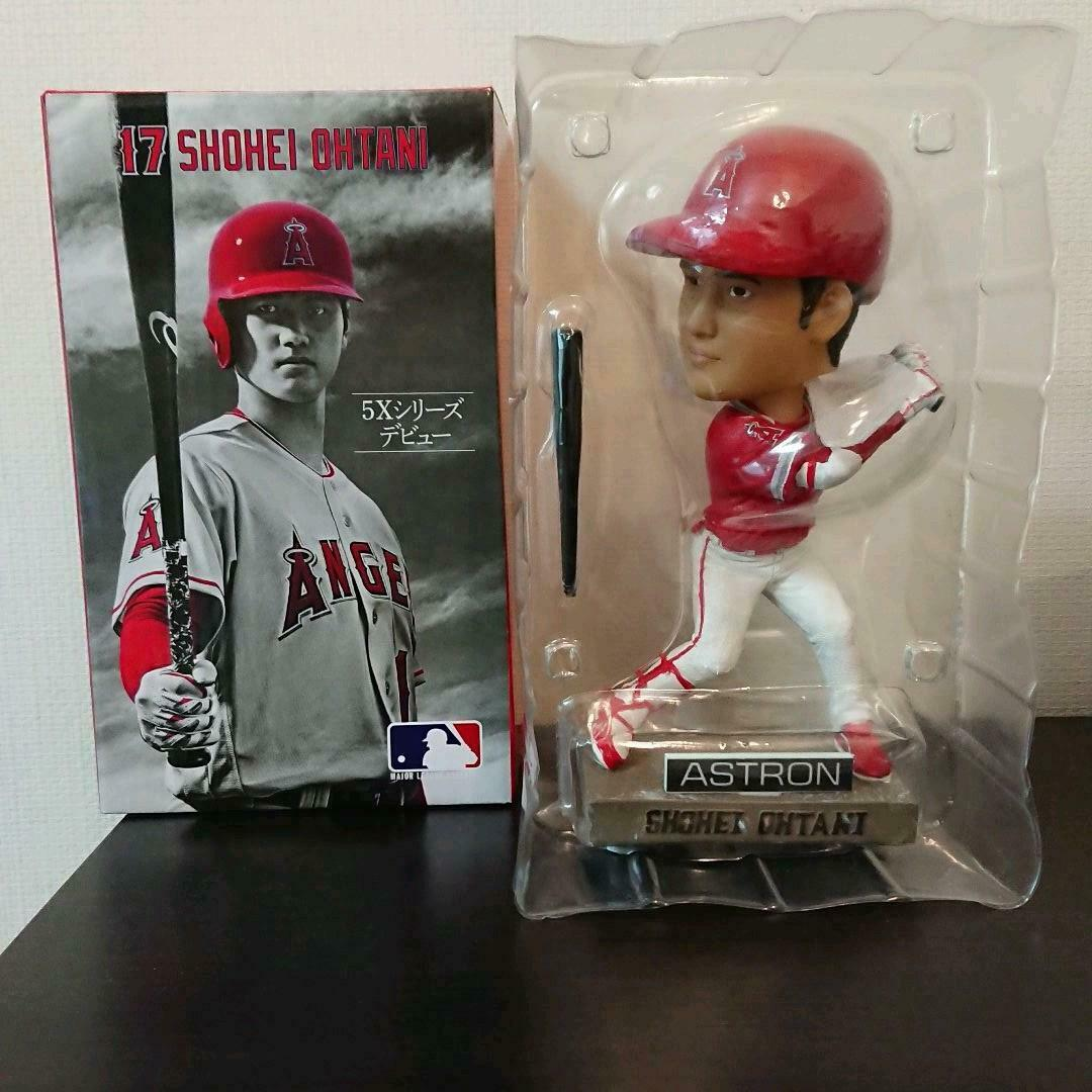 Shohei Otani Bobble Head Figure 5X series SEIKO Astron novelty not for sale