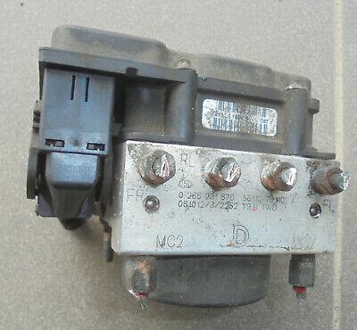 Suzuki Sx4 FIAT SEDICI la pompe ABS 0265231670 56110-79J10 0265800494