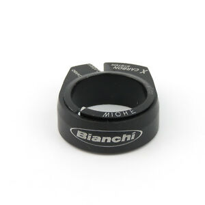BIANCHI-Miche-X-Carbon-D31-6-32mm-Bike-Bicycle-Seatpost-Clamp-for-Carbon-Frame