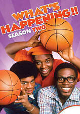 What's Happening - The Complete Second Season (DVD, 2014, 2-Disc Set)