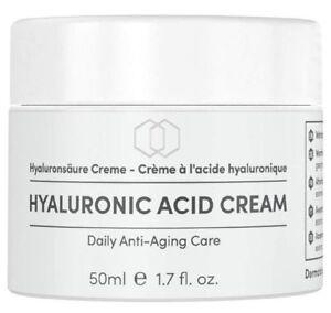 Hyaluronsäure Anti Falten Hyaluron Anti Aging Creme 50 ml..