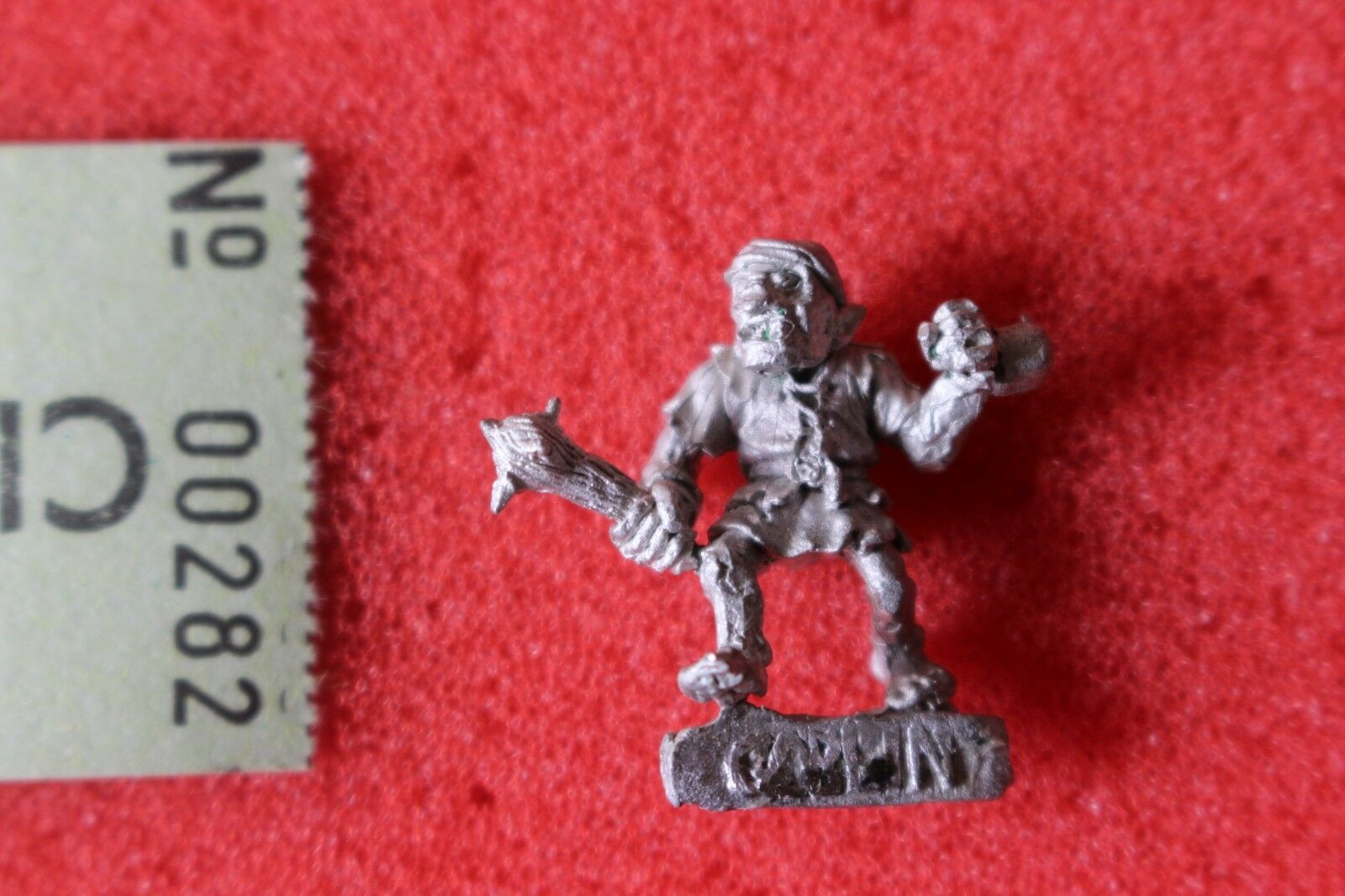 Citadel ADD52 Goblin Games Workshop Advanced Dungeons Dragons OOP Goblins C3
