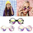 Kaleidoscope Glasses EDM Sunglasses Diffracted Lens Festival Party Rave Eyewear