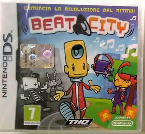 Nintendo-Ds-Beat-City-NUOVO-Sigillato