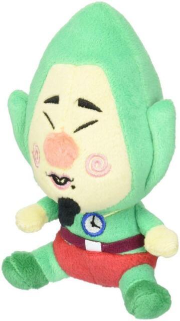 Mario Bros U Plush Legend of Zelda Wave 7 Tingle Brother