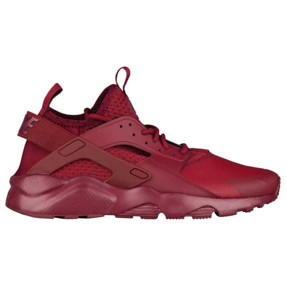 Nike Air Huarache Run Ultra SE Mens 875841-600 Team Red Running shoes Size 8.5