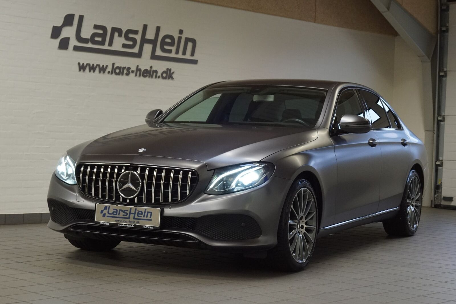 Mercedes E220 d 2,0 Avantgarde aut. 4d - 359.800 kr.