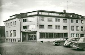 Ansichtskarte Schwäbisch Gmünd Hotel Pelikan Freudental Automobile (Nr.9194)
