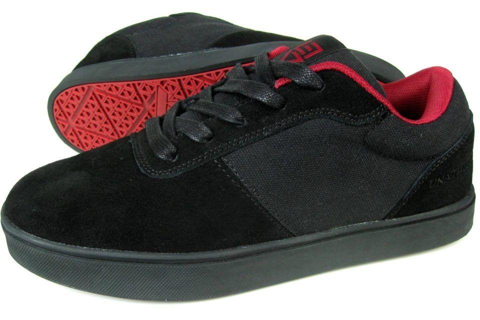 Ade zapatos Bastard Zapatos Colore da Skate Mod. Rever Colore Zapatos Negro  n° 38.0 US hombre 6.0 25584b