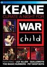 Various Artists Keane Curate a Night for War Child 2012 Music DVD UK