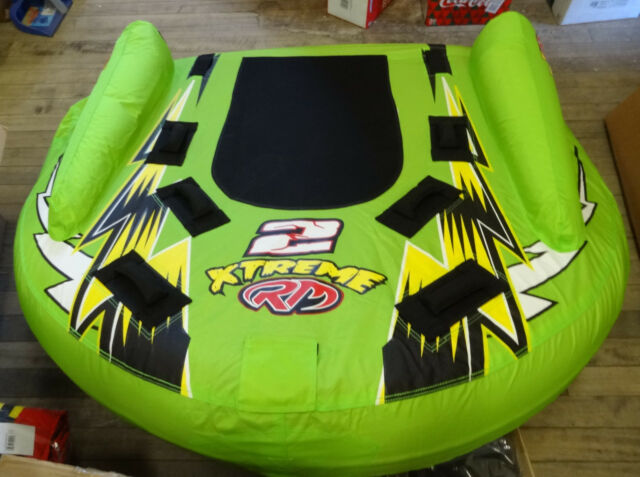 Ron Marks 2XTREME 2 Person Deck Ski Tube - Brand NEW