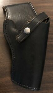 Vintage-B07-44Y-Black-Leather-Low-Ride-Holster-1095-00-480-6807
