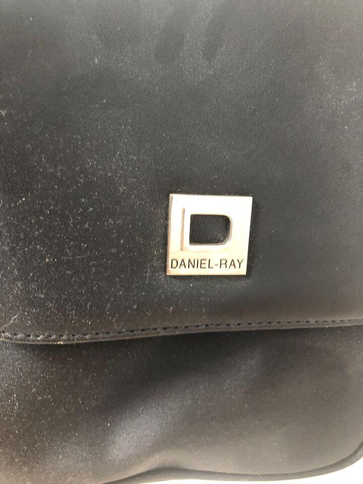 Crossbody, Daniel Ray, læder
