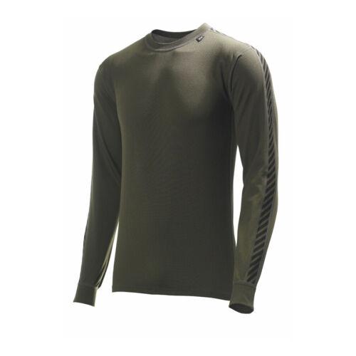 JKT153 Green Helly Hansen Lifa Dry Long sleeve
