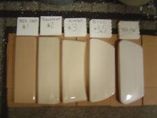 Kohler Toilet Tank Lid K 4556 Mexican Sand Beige Color   eBay