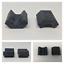 miniature 1 - Kit Tassello Fissaggio Supporto Balestra Gommino Sospensione Fiat 500 F L 126