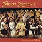 Shines Like Gold (+ Bonus CD) by Fairport Convention (CD, Sep-2003, Eureka)