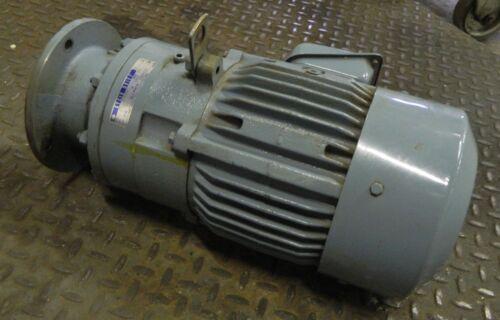 Used WARRANTY TC-F w// Cyclo Drive 43:1 Ratio Sumitomo 1 HP Motor WMV1-210-AV