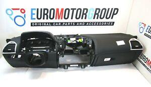 BMW-Cruscotto-Pelle-Dashboard-Completo-Pelle-Nero-8-039-G14-G15