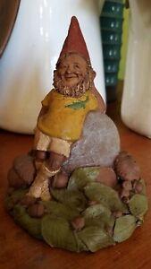 Rare - GATOR - Tom Clark Gnome - Edition # 1 - paint sample - personally signed!