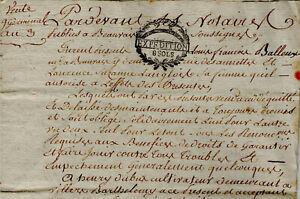 1795-Presbytere-de-Villers-St-Barthelemy-assignats-BALLEUX-LANGLOIS-DUBUS-PETIT