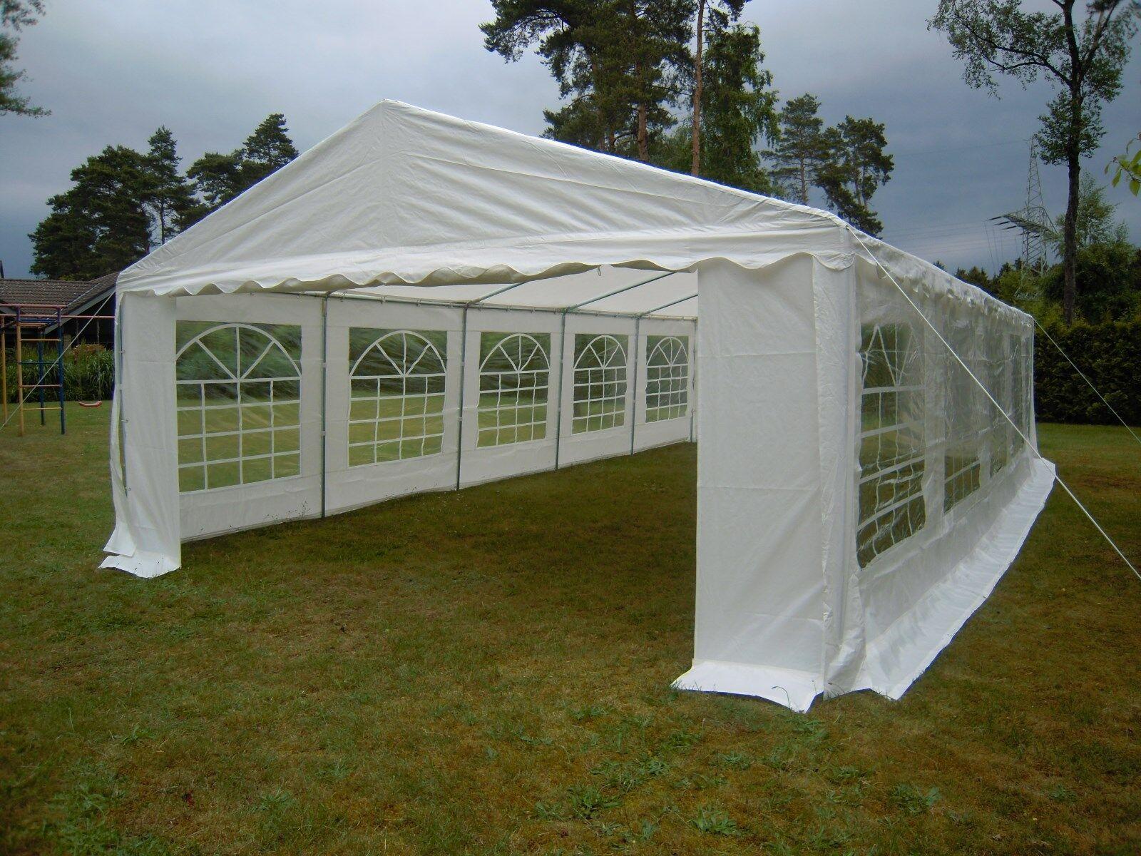 Partyzelt 5x10 m Pavillon PE Gartenzelt Zelt Vereinszelt Vereinszelt Vereinszelt Bierzelt Neu | Haltbarer Service  | Neuer Stil  | Berühmter Laden  888d16
