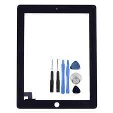 New Touch Screen Digitizer Replacement Front Glass Display Black For iPad 2 UK