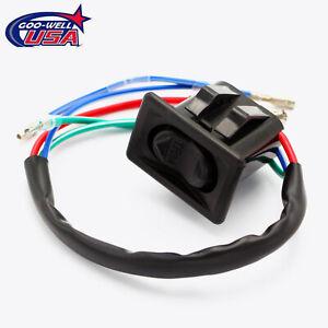 Trim Tilt Switch Fit for Mercury Cowl Cowling Pan 87-856990 896620 87-8M0042301