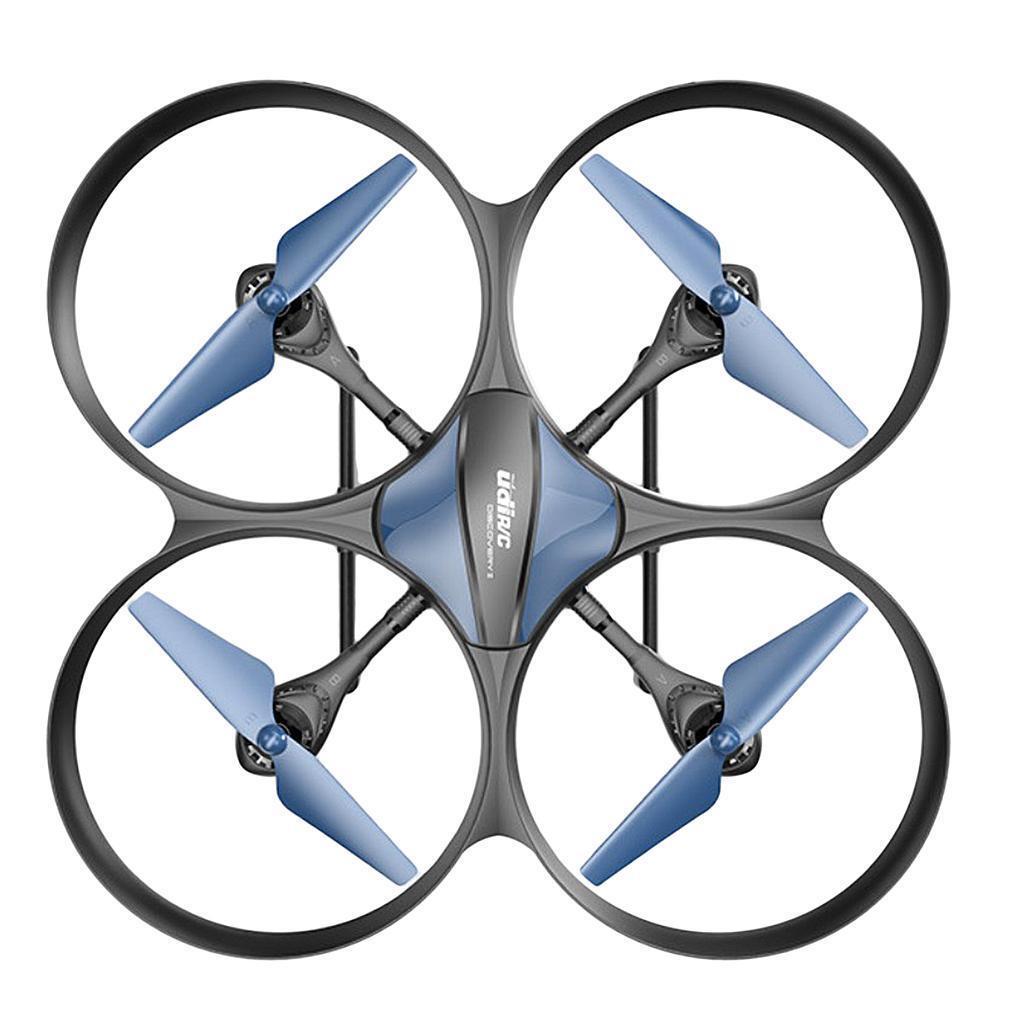UDI U818A 2.4GHz 4CH 6 Axis Gyro RC Quadcopter Drone w/ HD Camera RTF Mode 2