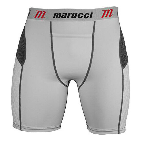 Marucci Youth Baseball Padded Slider 2 w//Cup MAPSLDCP