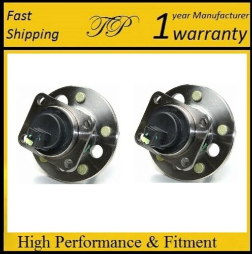 PAIR Rear Wheel Hub Bearing Assembly for CADILLAC Deville 2000-2005 FWD