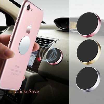 Universal Car Mount for Phone Minimalism Car Air Vent Phone Holder Compatible for iPhone Samsung Android Smartphones