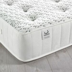 Happy Beds Cashmere 3000 Pocket Sprung Memory Foam