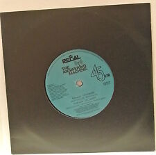 "7"" VINYL SINGLE. Lightbulbs b/w Decadent by The Answering Machine. 2007. Regal."
