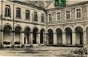 CPA-Faverney-Cloitres-de-l-039-ancienne-Abbaye-636639