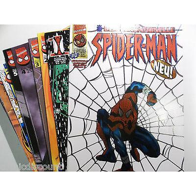 Auswahl = DER SENSATIONELLE SPIDER-MAN Heft  0 - 30 (  Marvel  ) Neuwertig