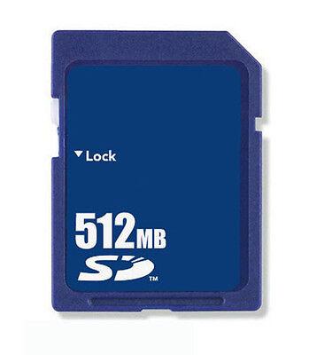 100 x 512MB SD Memory Card Standard Secure Digital Generic Wholesale
