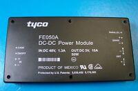 Tyco Fe050a 50w Dc/dc Converter 48v To 5v/10a