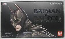 BANDAI SIC S.I.C. MOVIE REALIZATION SUPER IMAGINATION CHOGOKIN BATMAN & BAT-POD