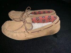 niños Ugg Boys Tan Tamaño zapatillas Girls genuinos 100 13 ETqIpwEr