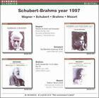 Schubert-Brahms Year 1997: Wagner, Schubert, Brahms, Mozart (CD, Dinemec)