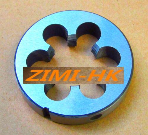 1pcs 23mm x1.25mm Metric Right hand Die M23 x 1.25mm Pitch  high quality
