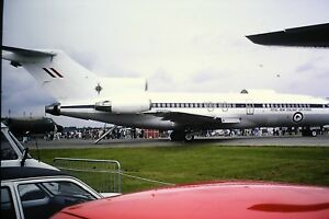 2-162-Boeing-727-Royal-New-Zealand-Air-Force-Kodacrome-SLIDE