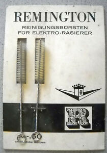 REMINGTON-Reinigungsbuersten-fuer-Elektro-Rasierer-Vintage-NOS
