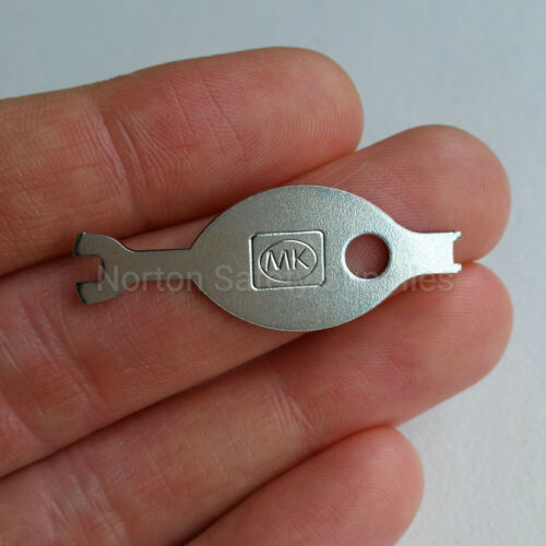 Replacement MK Genuine Test Key for Emergency Lighting Grid Switches (FREE P&P)
