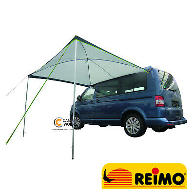 REIMO PALM BEACH 2 SWB 2.6m Sun Canopy Dome Shaped Awning For VW T4/T5/T6