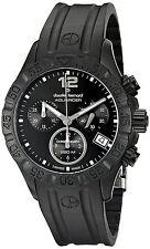 Claude Bernard Aquarider Women's Black Chronograph Swiss Watch 10209 37N NIN