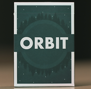 Orbit V6 Playing Cards LIMITED