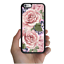 iPhone-X-8-8-Plus-7-6-6s-SE-5-Case-Flower-III-Bumper-Shockproof-Cover-For-Apple
